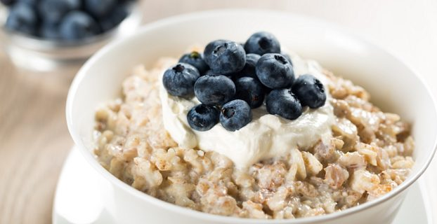 oatmeal in a high blood pressure diet